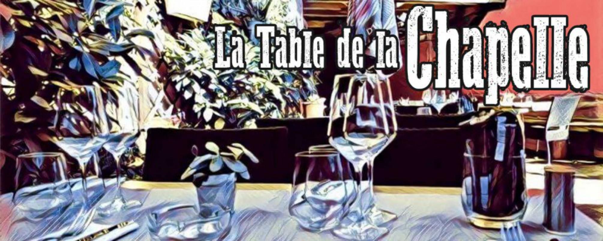 Menu pour deux personnes au restaurant la table de la - La table de christophe valenciennes menu ...